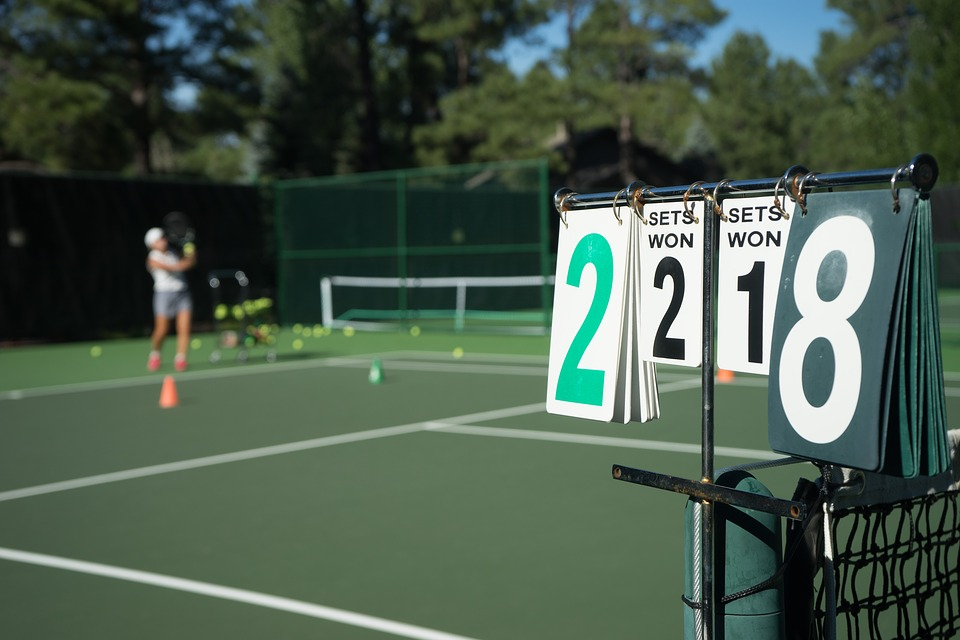 There's an entire tennis center with dozens of courts for those who wish to channel their inner-Andy Roddick.